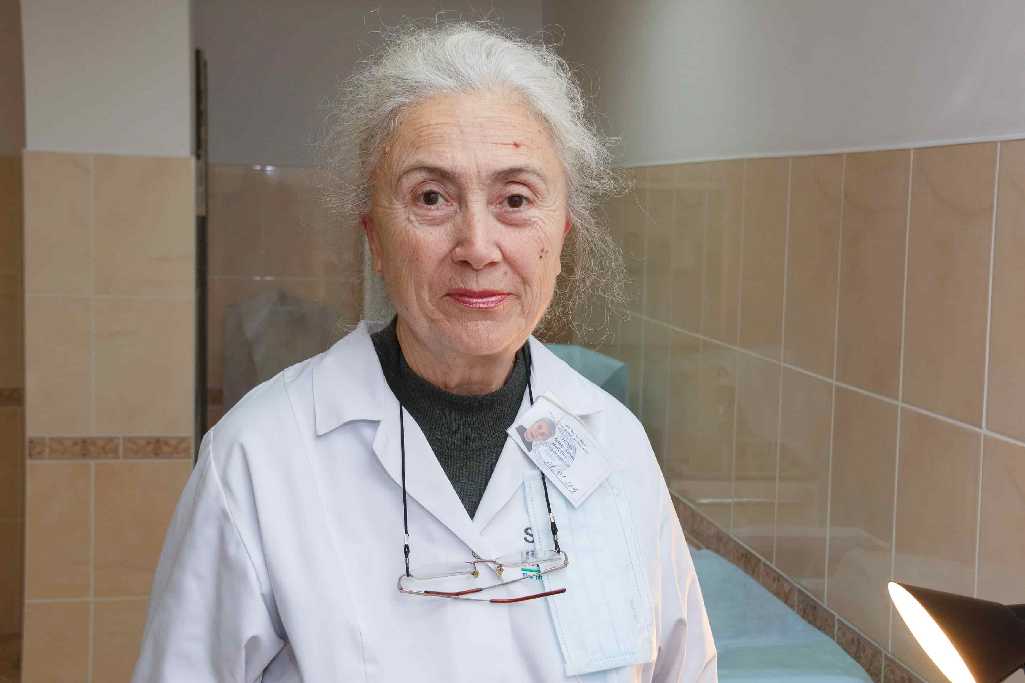 Medic otorinolaringolog