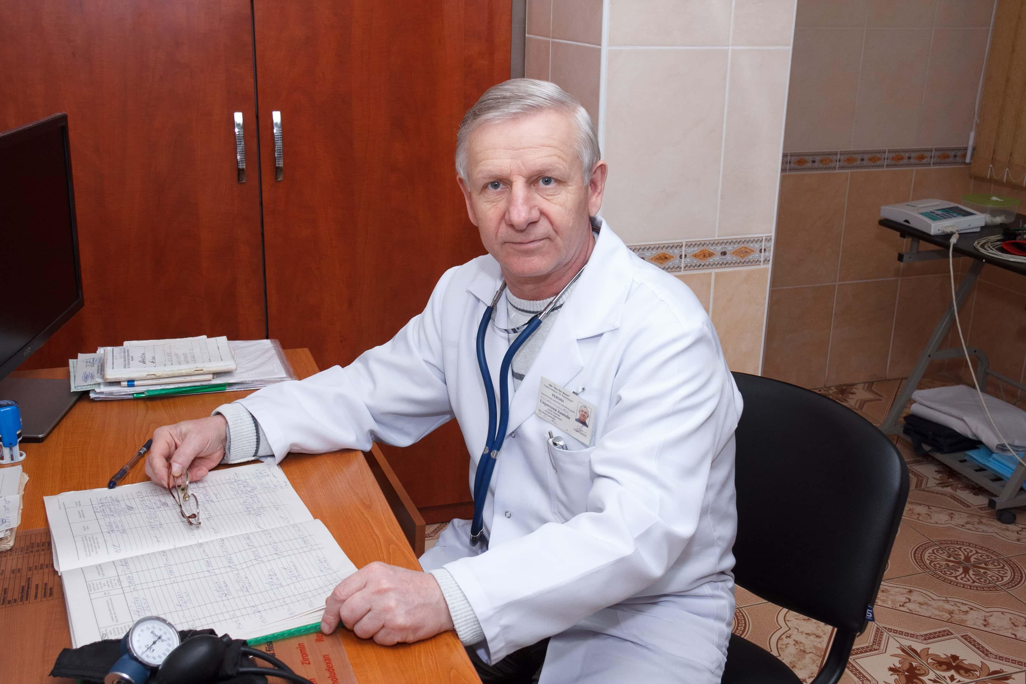 Medic adjunct – cardiolog
